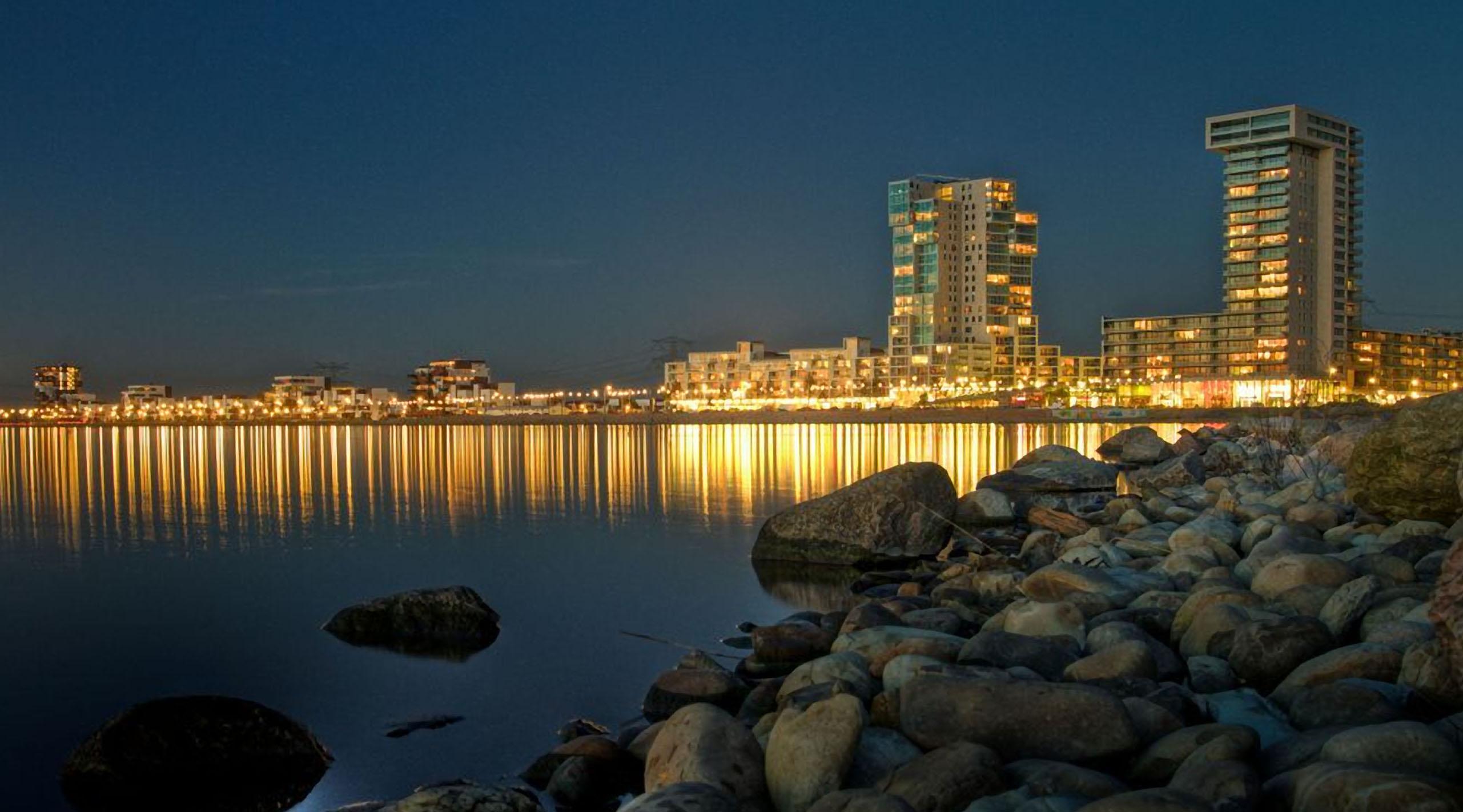 Nesselande-Rotterdam-NL-night